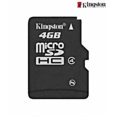 KINGSTON MIKRO SD 4 GB HAFIZA KARTI MICRO SD