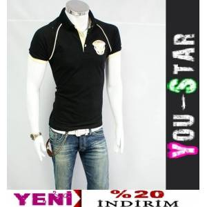 BOOMYOU Fashion Armali Polo Yaka -S-M-L-XL-(B90)