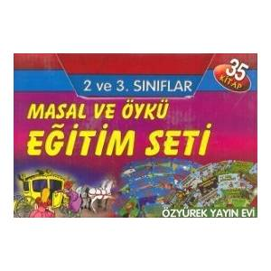 2. ve 3. S�n�flar i�in Masal ve �yk� Seti