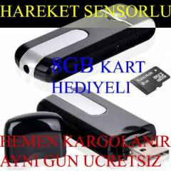 USB KAMERA mini FLASH BELLEK ANAHTARLIK 64GB DST