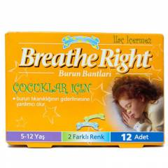 BREATHE RIGHT BURUN BANDI �OCUK