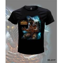 World of Warcraft Tshirt �CRETS�Z KARGO