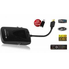 KAMOSONIC KS-HD2505 FULL HD HDMI UYDU ALICISI