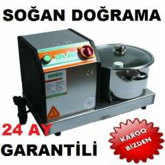 SO�AN DOGRAMA MAK�NASI FULL PASLANMAZ ALVEO