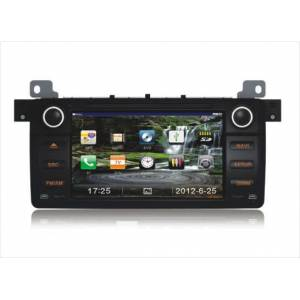 NAVIMEX BMW E46 - NAV 9907 HD DVD TV SD USB