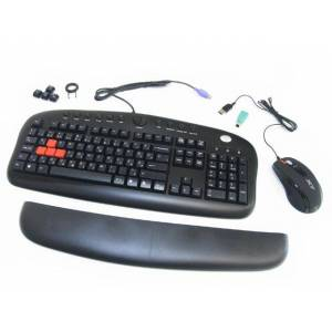 A4 TECH X7 OYUNCU KLAVYE MOUSE SET KX-2810