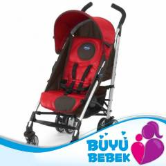 Chicco Liteway Bebek Arabas� Puset Red Wave