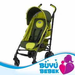 Chicco Liteway Bebek Arabas� Puset Green Wave