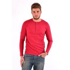 LOFT ERKEK SWEAT 031952 BORDO