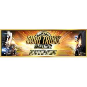 Euro Truck Simulator 2 Collectors Bundle Key