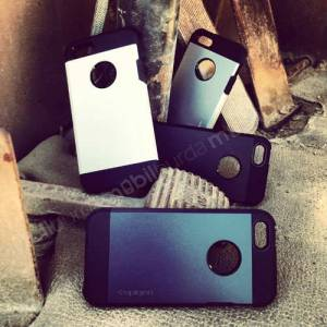 Spigen SGP iPhone 5s  K�l�f Kapak Tough Armor