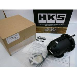 HKS Blow off Valfi Turbo Kit BLACK L�M�TED