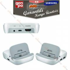 Samsung Multimedia Dock (Smart Dock) Ak�ll� Masa