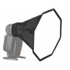 Tepe Fla� ��in mini octagon softbox J�nbe� 15cm