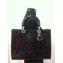 CHRISTIAN DIOR- ORIJINAL -LADY DIOR - MEDIUM BOY