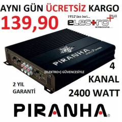 P�RANHA ShockPower S Type 2400 WATT OTO ANF�