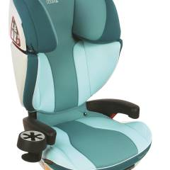Kraft Travel fit isofix �ocuk oto koltu�u- YE��L