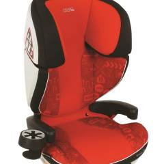 Kraft Travel fit isofix �ocuk oto koltu�u- KIRMZ