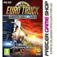 Euro Truck Simulator 2 Gold Bundle Steam T�RK�E