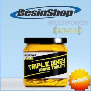 Multipower Triple Whey Amino - 300 tablet