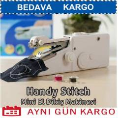 Handy Stitch Mini Diki� Makinas� - Orijinal �r�n