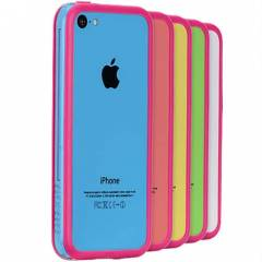 iPhone 5c K�l�f �nce Bumper Case Mate DES�NG D
