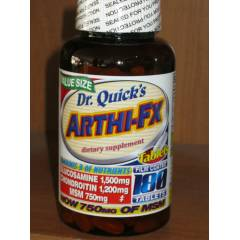 Dr. Quicks  ARTHI-FX GLUKOZAM�N MSM 180 TABLET