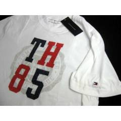 Tommy Hilfiger Erkek T-shirt Medium (1008)