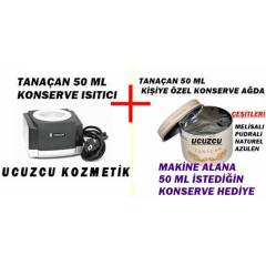 Tana�an 50ml Konserve Sir A�da Is�tma Cihaz�