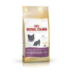Royal Canin British Shorthair 2 Kg + �ampuan