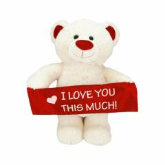 I Love?Much Tabelal� Pelu� Ay� 40 Cm