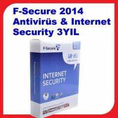 F-Secure Antivir�s & Internet Security 3YIL