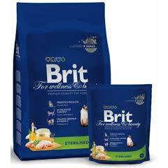 Brit Care Sterilised  Kedi Mamas� 8kg