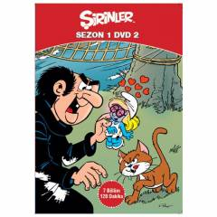 �irinler Sezon 1 Dvd 2 �izgi Film