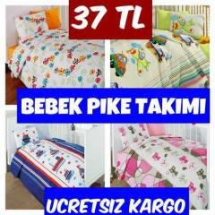 COTTON BOX EMP�RME BEBEK P�KE TAKIMI__