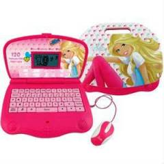 OYUNCAK BARBIE �NG�L�ZCE T�RK�E LAPTOP