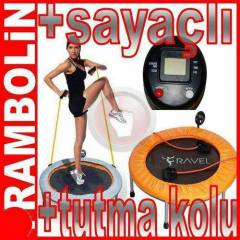 Ravel 36 in� 92 cm Saya�l� Trambolin Fitness
