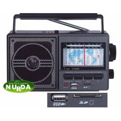 MAG�C BOX AM/FM RADYO VE USB/MMC/SD MP3  OKUYUCU