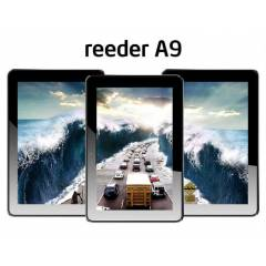 Reeder A9 D�rt �ekirdek 16 GB HD TABLET PC