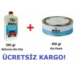 �BS Belco Polish Cila + �BS Belco Oto Pasta SET