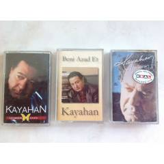 KAYAHAN KASET SET� 3 L�