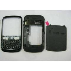 BlackBerry Curve 9300 Kasa Kapak+Tu� Full+3 film