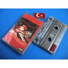 KASET RED HOT CHILI PEPPERS ONE HOT MINUTE