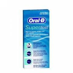 Oral-B  Di� Ipi Super Floss 50 M