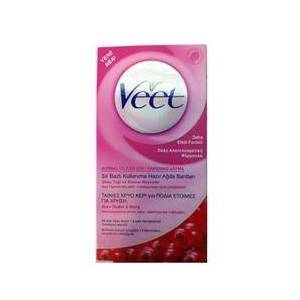 Veet So�uk A�da Band� Normal Cilt 12 Li