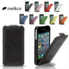 MELCKO APPLE iPHONE 4/4S KILIF KAPAK FL�P COVER