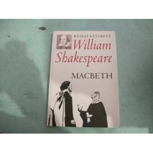 W�LL�AM SHAKESPEARE MACBETH    -�