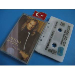 KASET MICHAEL BOLTON THE ONE THING 1993