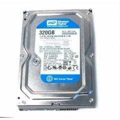 "WESTERN DIGITAL 320 GB HARDDISK 3.5"" 7200RPM"