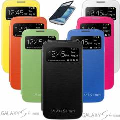 SAMSUNG GALAXY S4 MiNi KILIF FLiP COVER GT-I9190